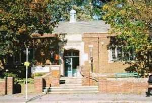 Cosham Library