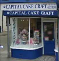 Capital Cake Craft, Kingston Road, Portsmouth