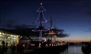 Dockyard festival of christmas